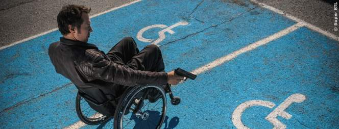Kommissar Cain: Neuer TV-Cop im Rollstuhl
