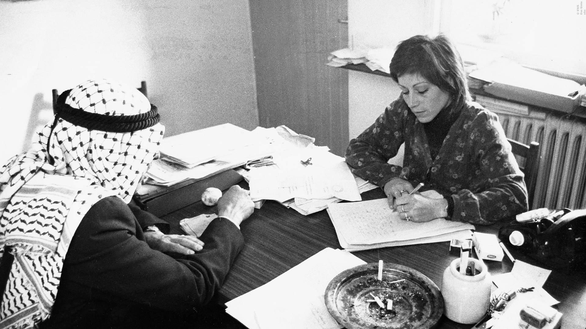 Lea Tsemel, Anwältin - Dokumentation im Ersten
