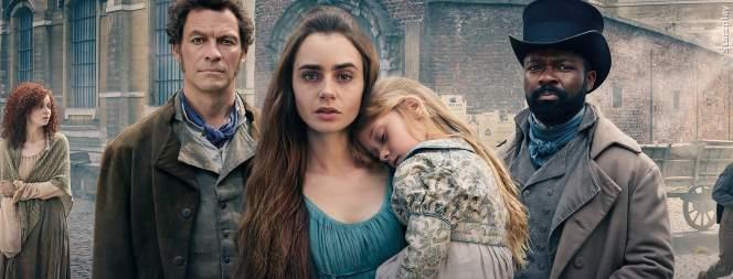 Les Miserables: Trailer und Start-Termin zur Serie