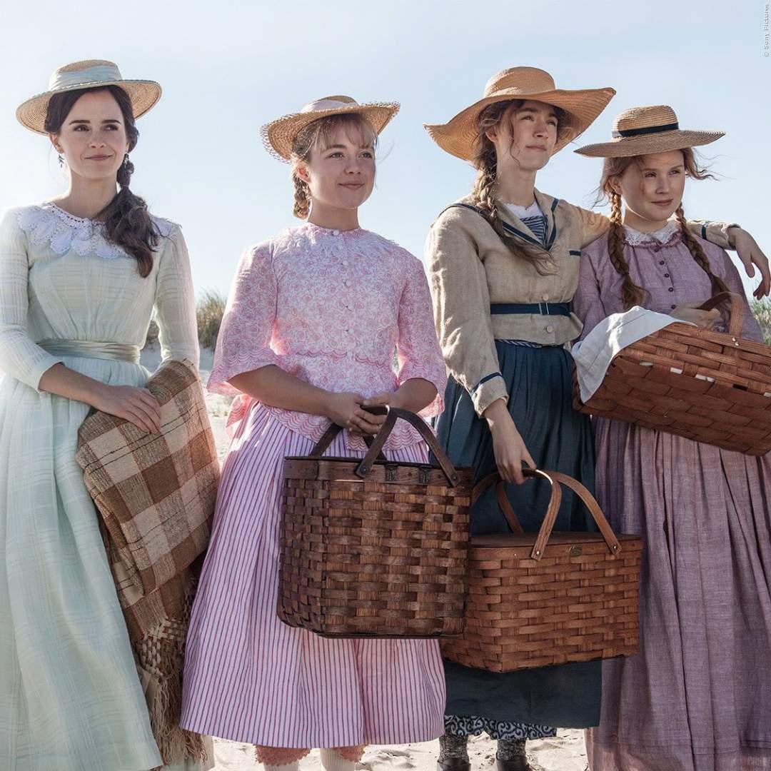TRAILER: Emma Watson, Meryl Streep und Saoirse Ronan sind 'Little Women'