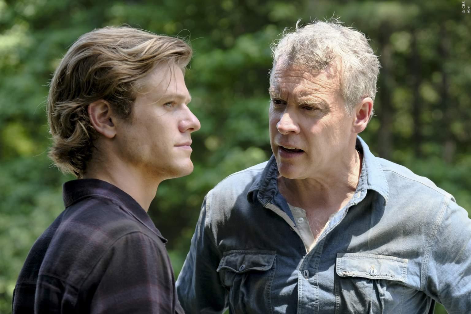 MacGyver und sein Vater