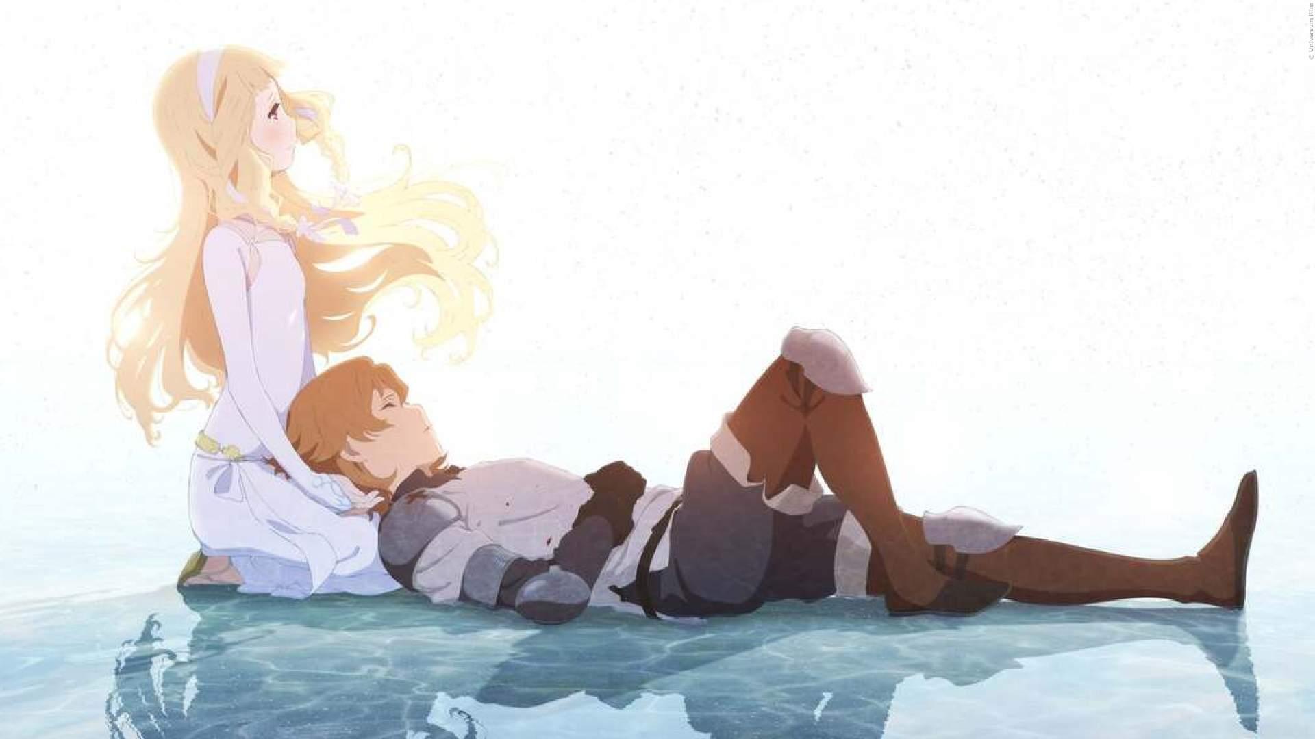 MAQUIA: Exklusiver Ausschnitt aus dem Kino-Anime