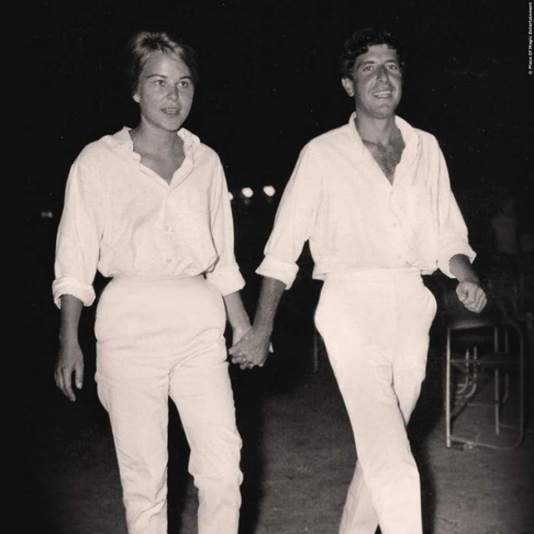 Marianne und leonard film
