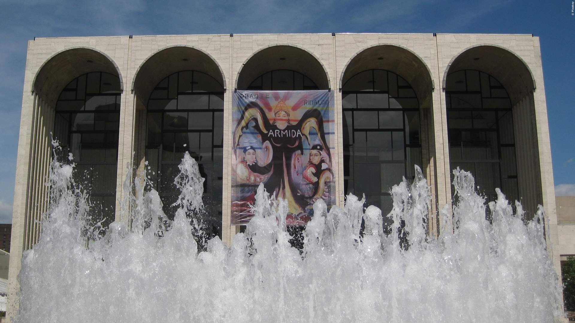 New Yorker MET: 10 Opernübertragungen live hierzulande im Kino