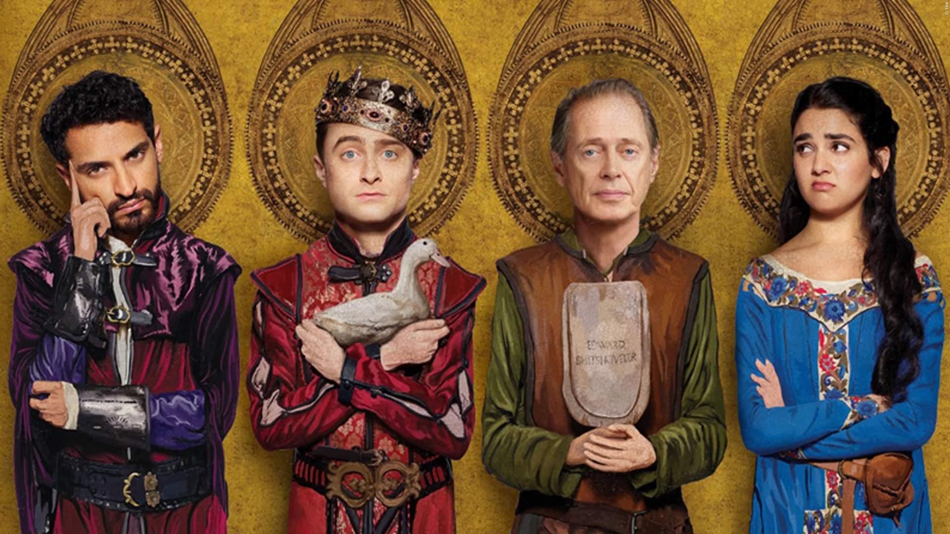 """TRAILER: Die verrückte Comedyserie mit """"Harry Potter"""" geht in die 2. Staffel"""
