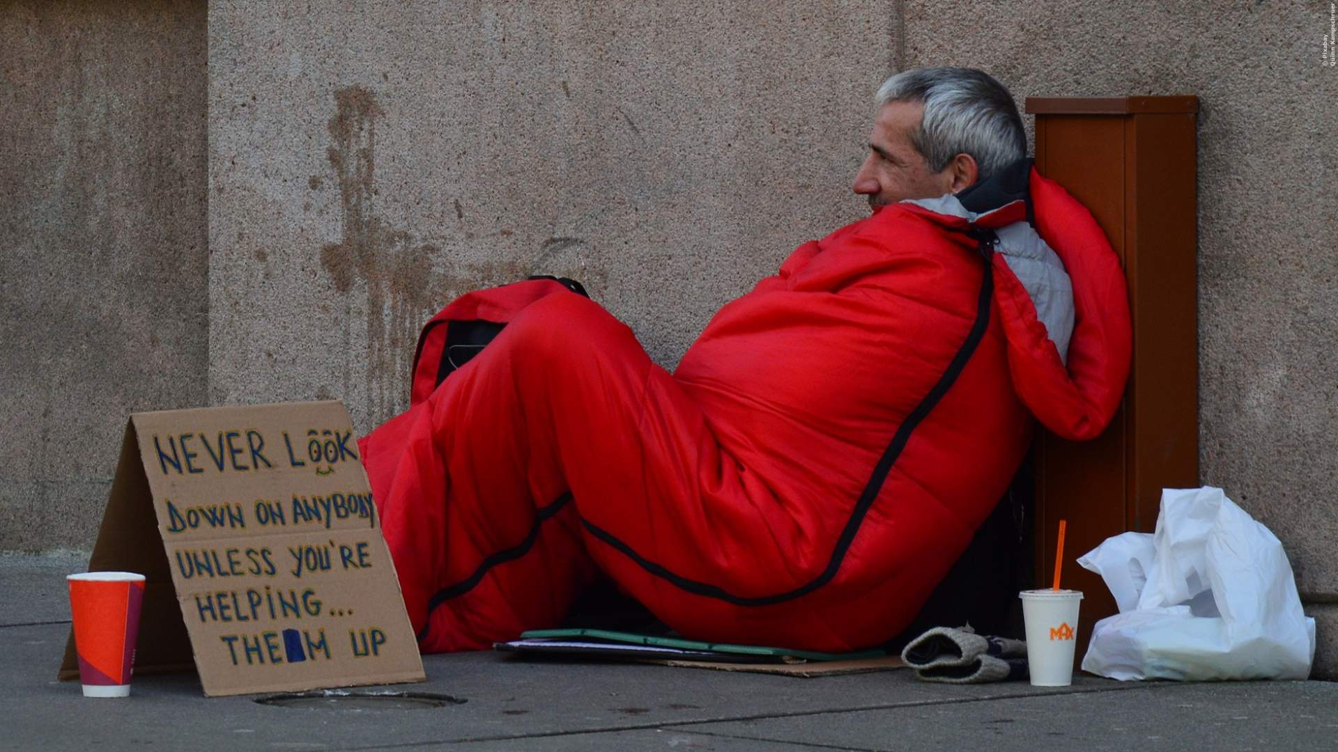 Obdachlos: Einzug in ein neues Leben - Neue VOX Doku-Reihe