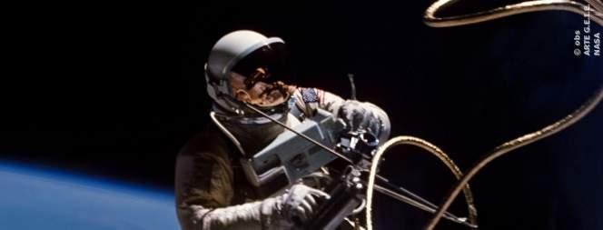 NASA-Bild zur Mondlandung