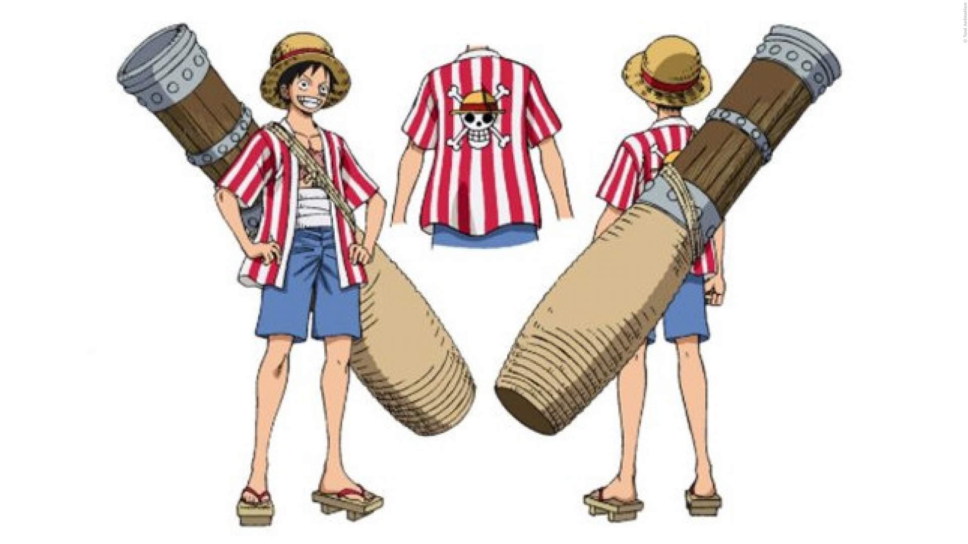 One Piece Stampede: Bilder zeigen neue Helden-Designs - Bild 2 von 10