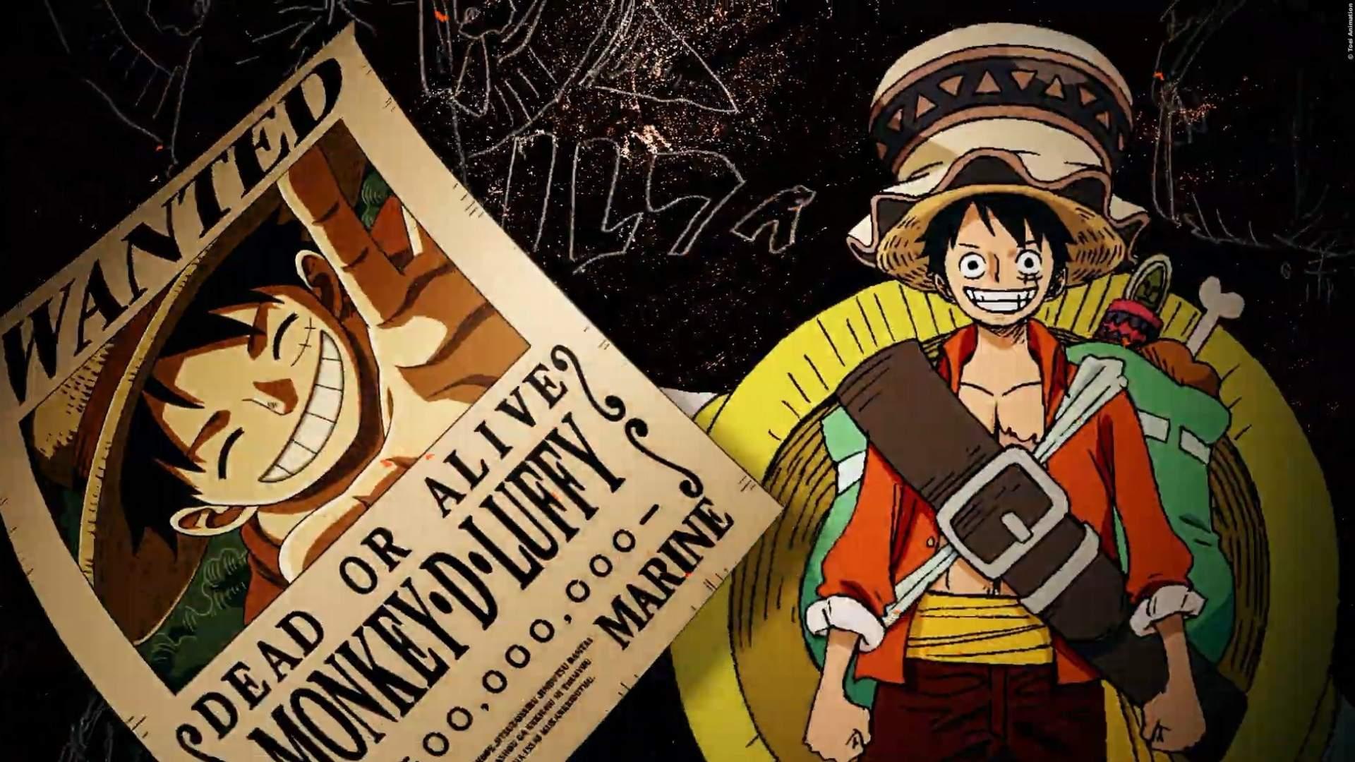 ANIME: Neuer 'One Piece'-Kinofilm bricht Rekord
