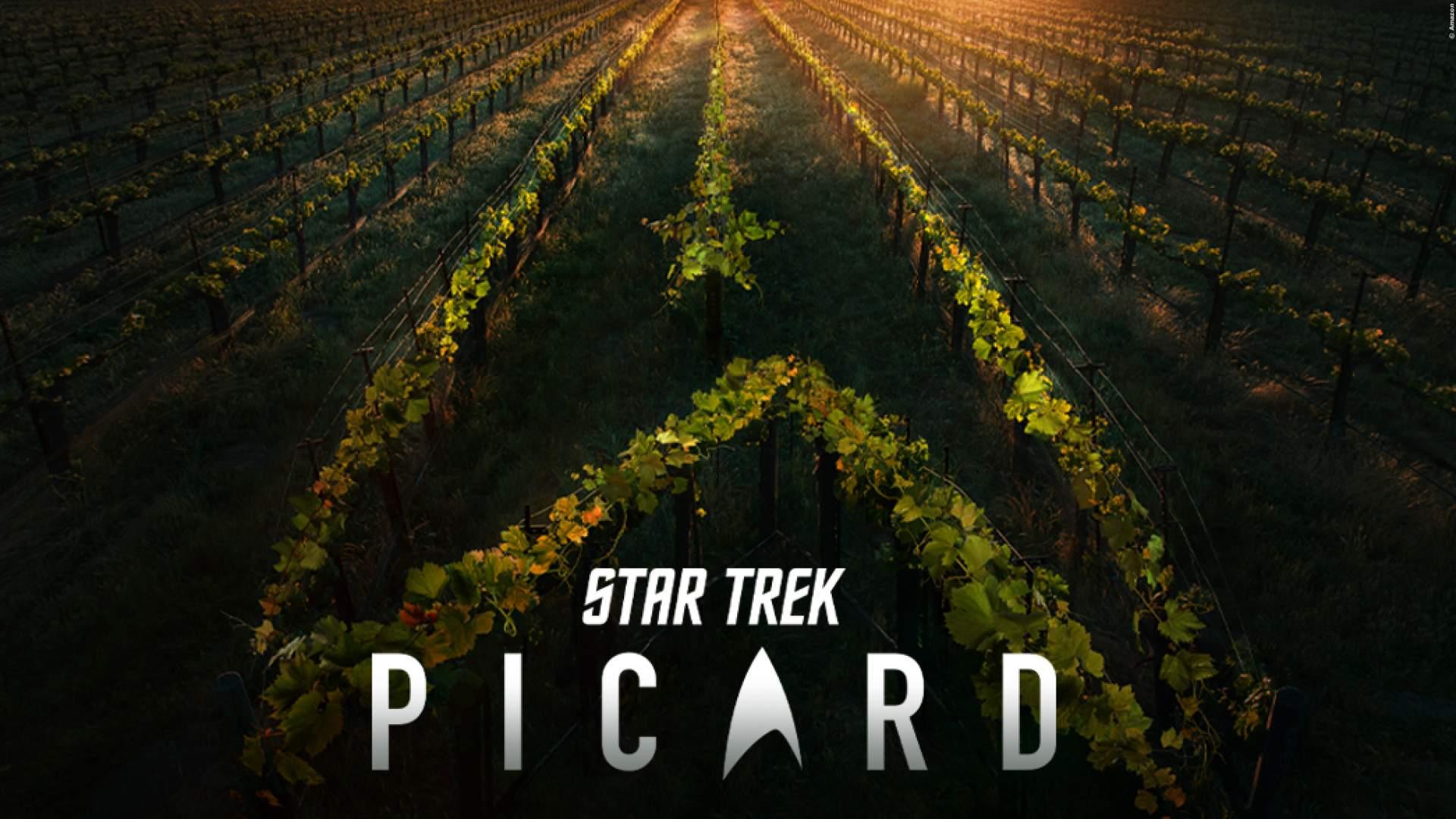 'Star Trek: Picard' - Erster Trailer zur neuen Serie