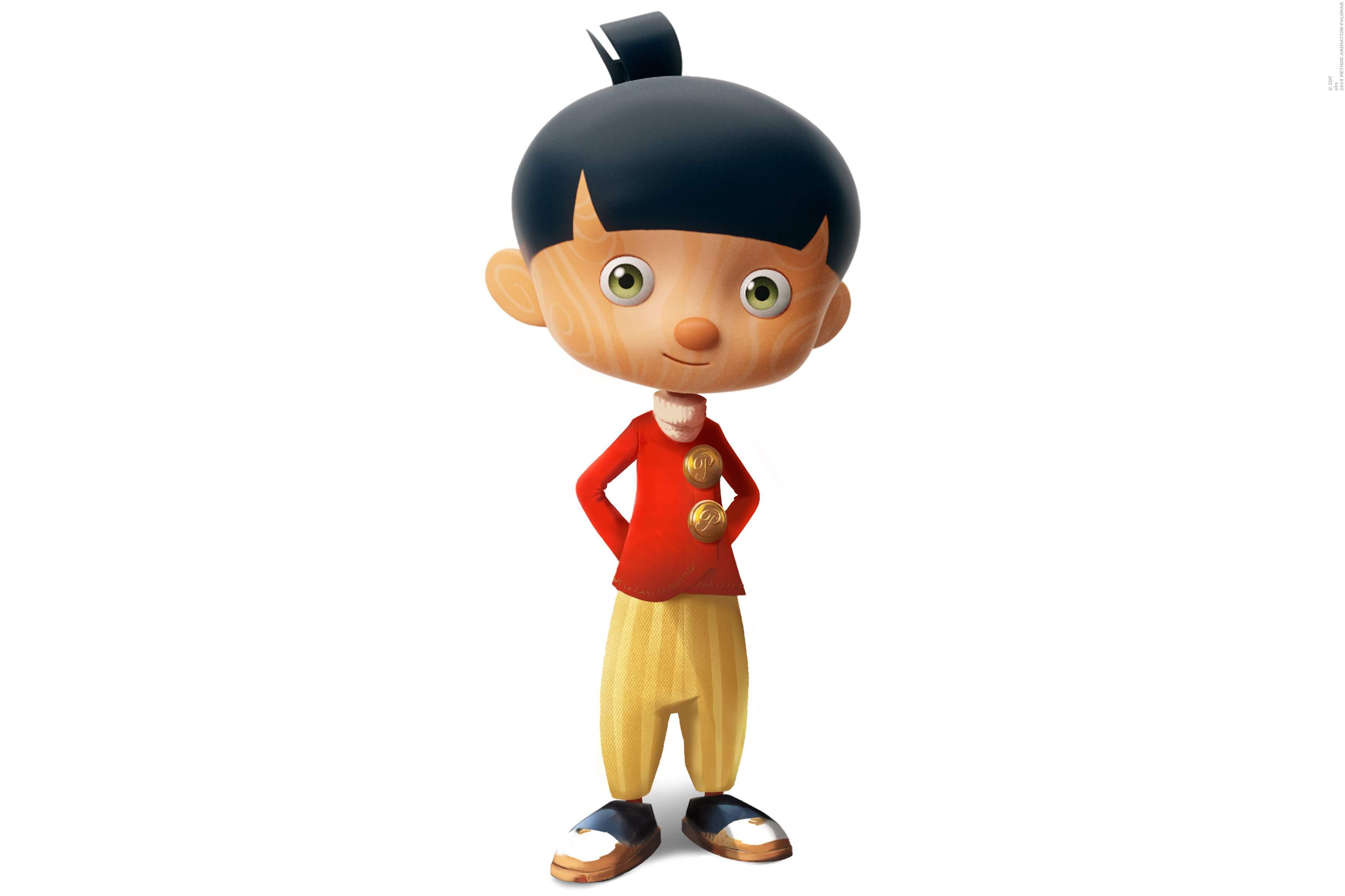 Der neue Pinocchio