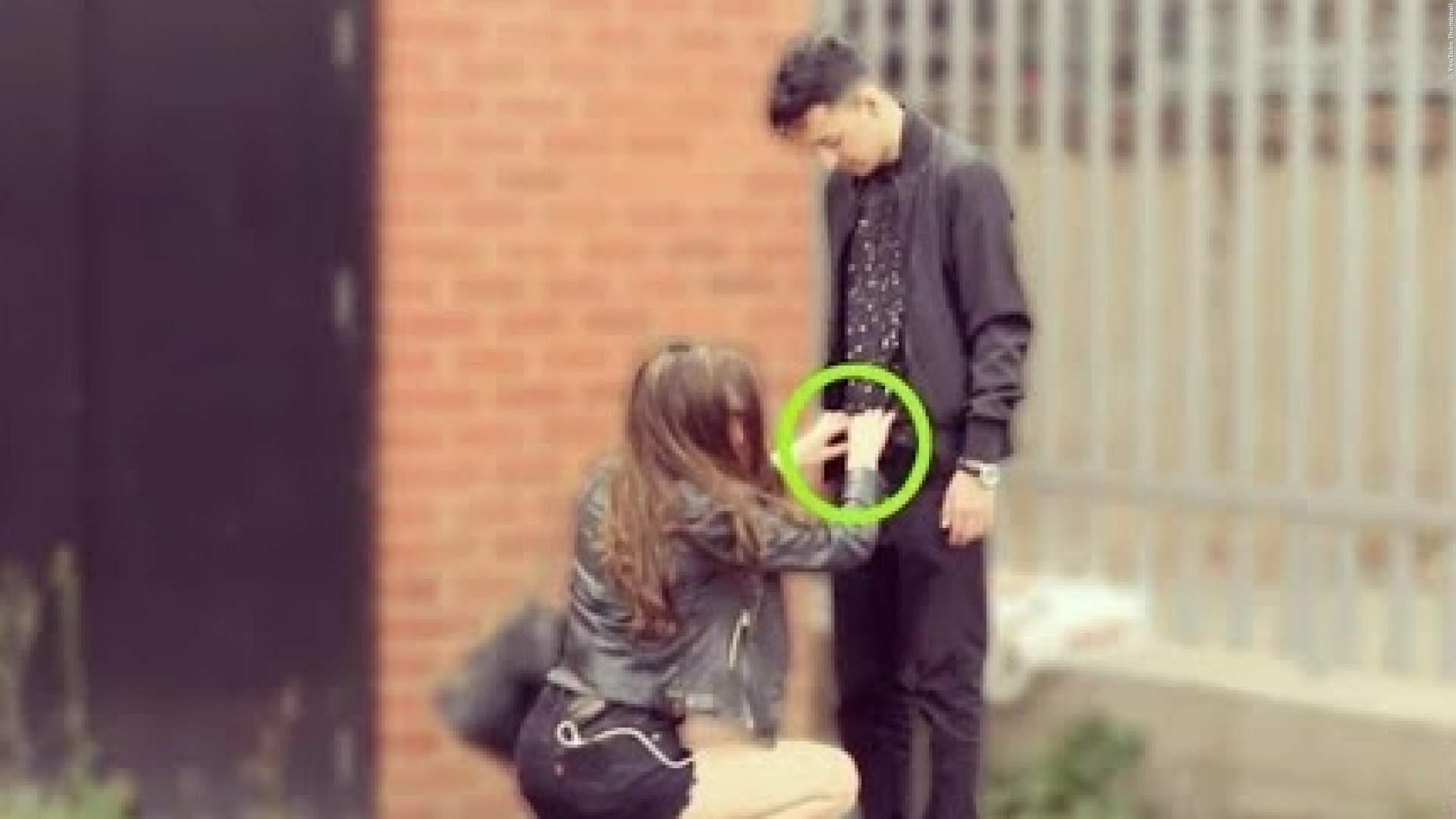 UNFASSBAR: Das würden einige Frauen für Geld tun - Video-Experiment entlarvt sie