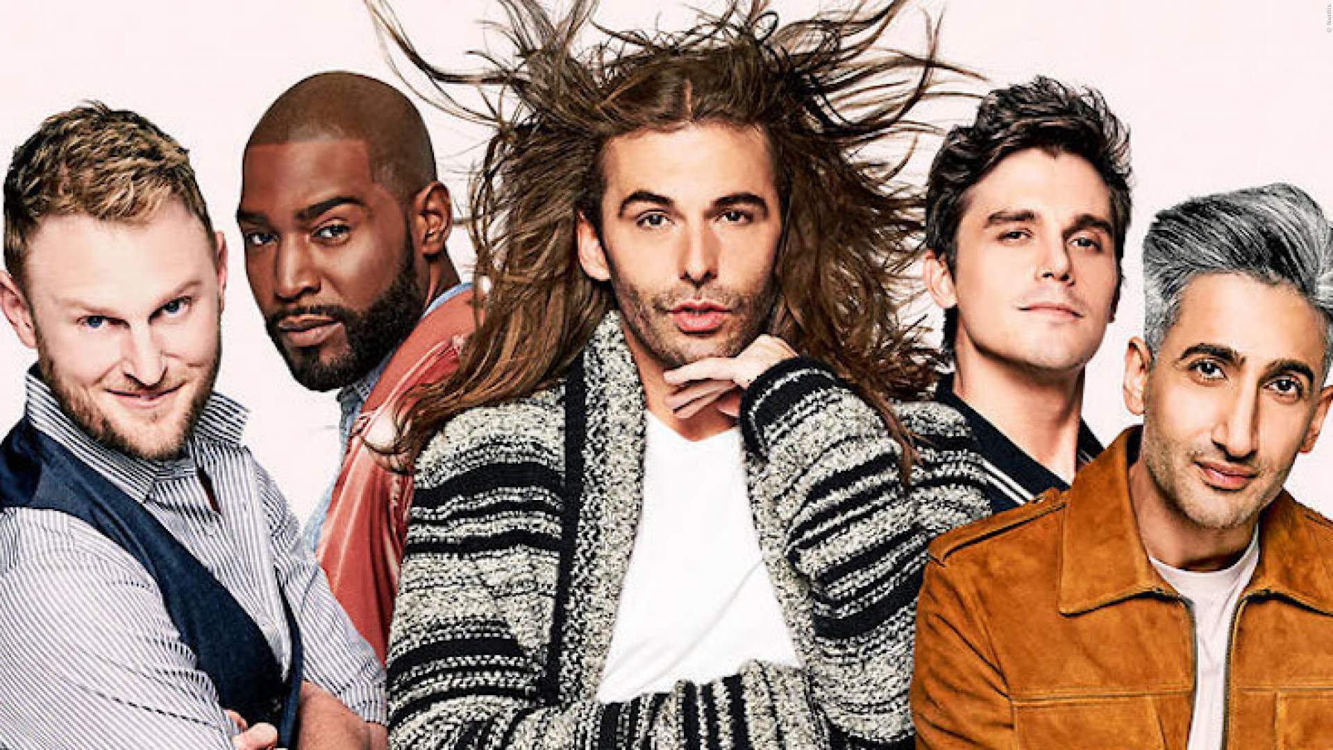 TRAILER: 'Queer Eye' - So dramatisch und gleichzeitig witzig geht es in Staffel 4 weiter