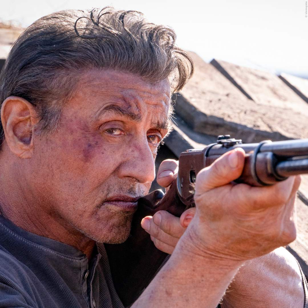 ENDE? Von wegen! Sylvester Stallone spricht über 'Rambo 6'