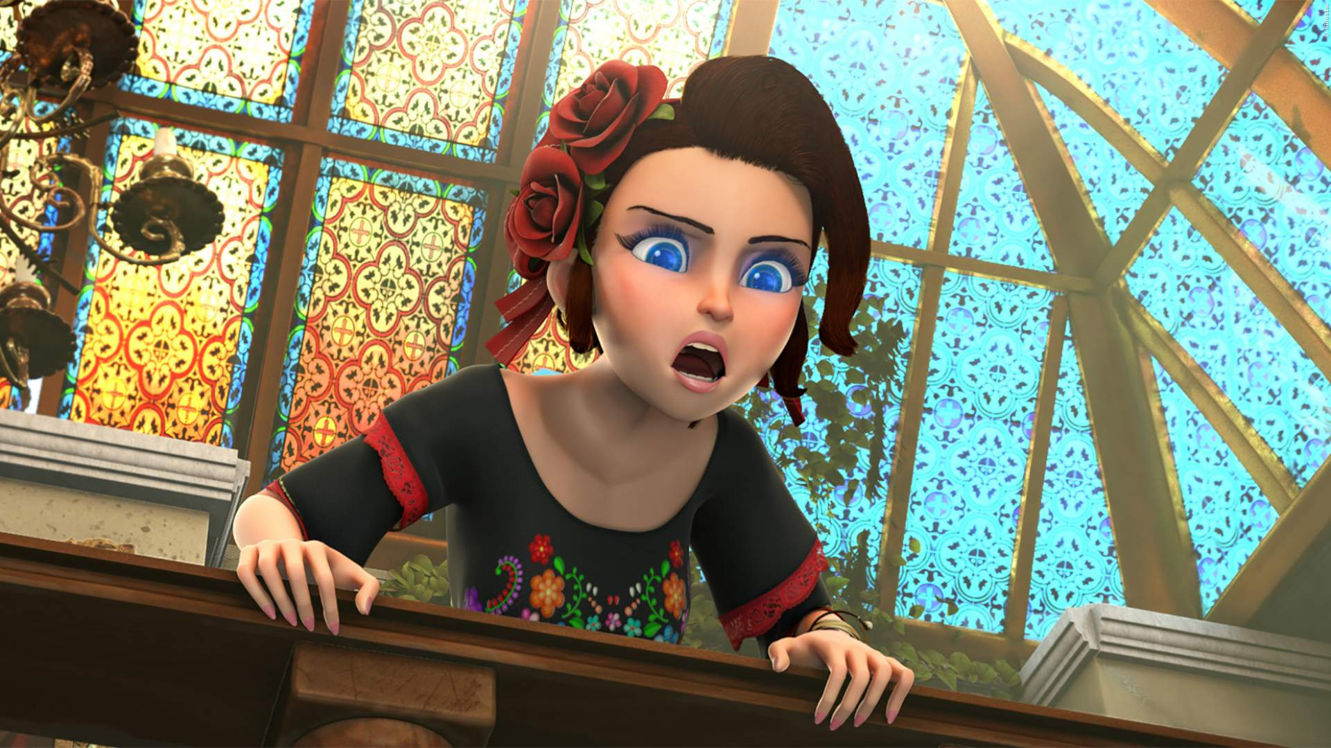 KINO-TIPP: Trailer zum neuen Animatonsfilm 'Salmas Geheimnis'