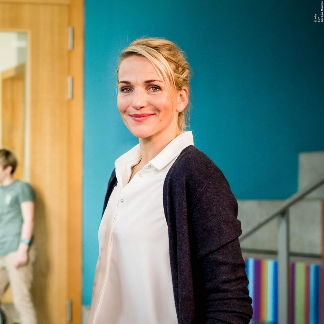 'Schule fürs Leben': ZDF dreht neue Serie mit Tanja Wedhorn