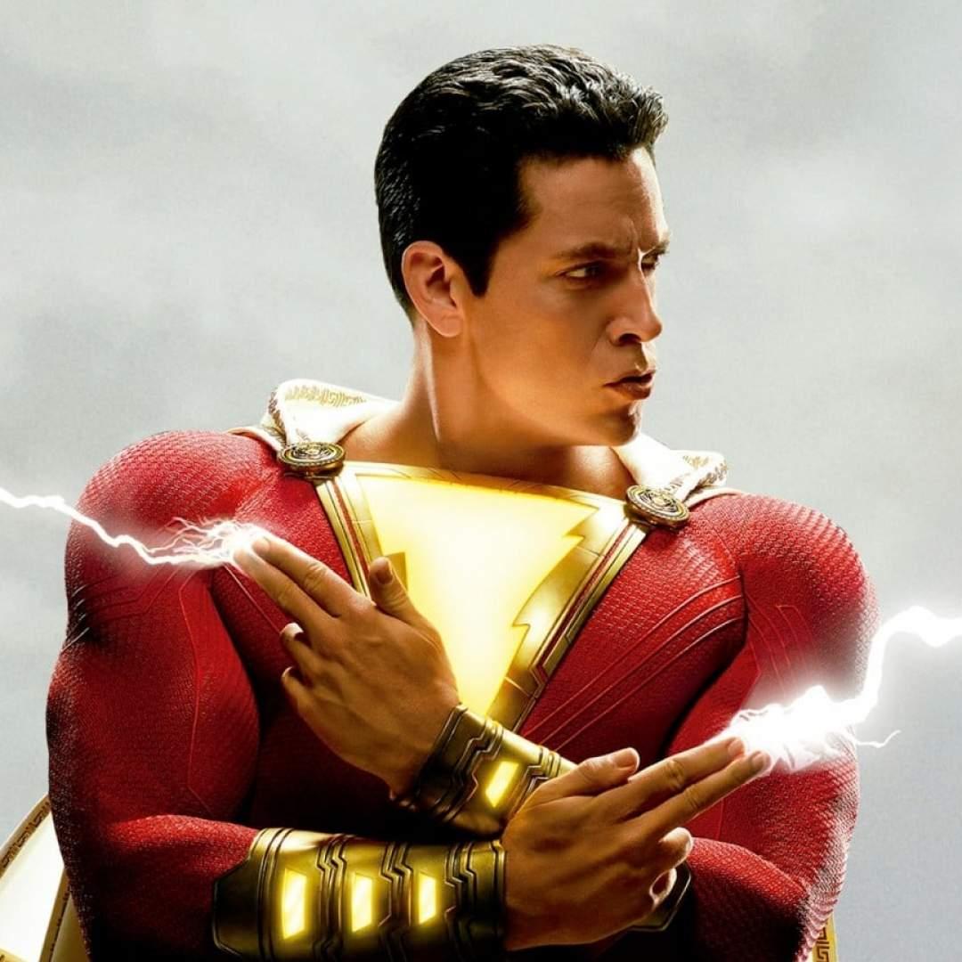 SHAZAM: Heimkino-Start des Superhelden steht fest