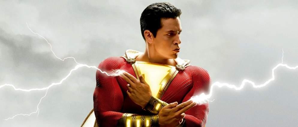 Shazam 2: Sechs Superhelden auf erstem Film-Bild