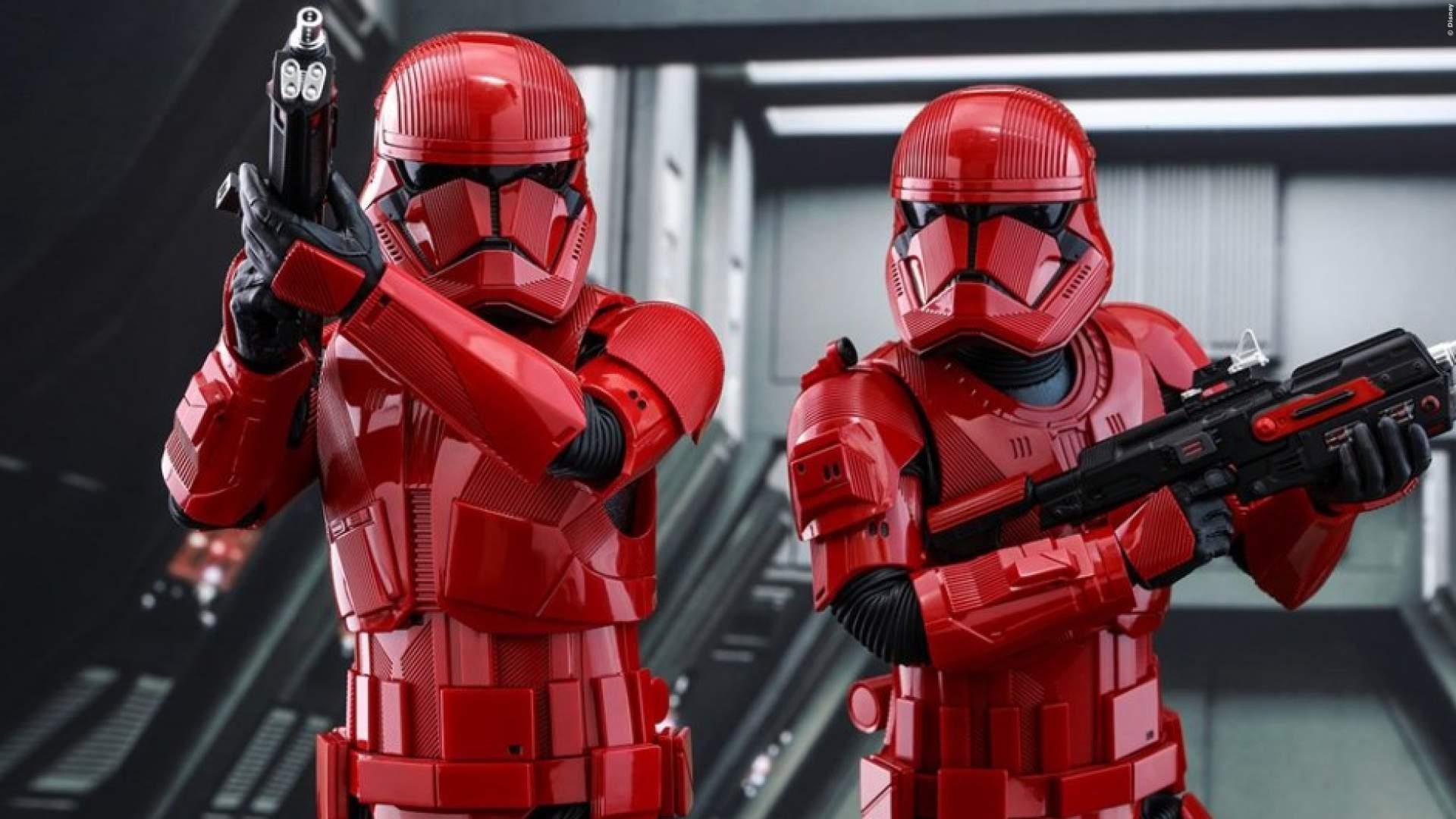 MÄCHTIG: Neuer 'Star Wars 9'-Trailer ist der beste von allen & eine dicke Überraschung