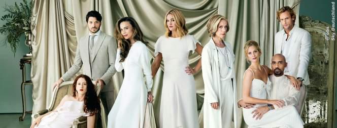 Riviera: Zweite Staffel der Thriller-Serie startet