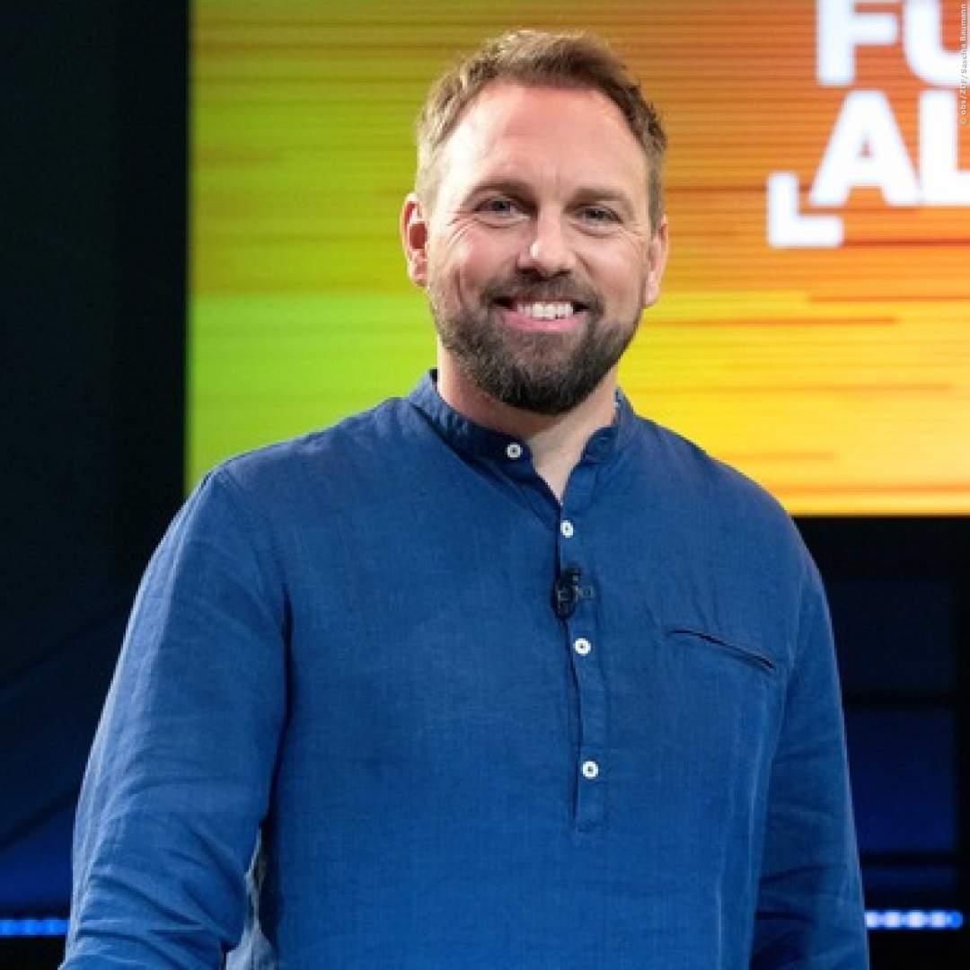 'Sorry für alles' - Steven Gätjen präsentiert neue Show im ZDF