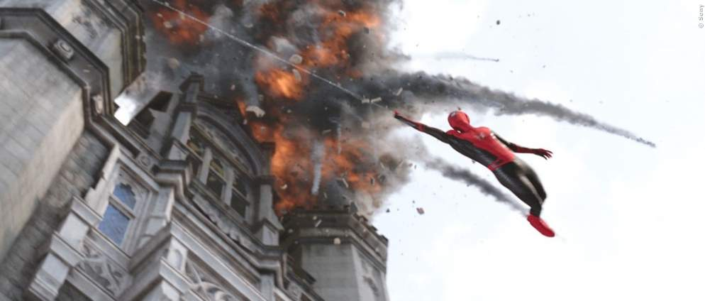Spider-Man 2 - Far From Home