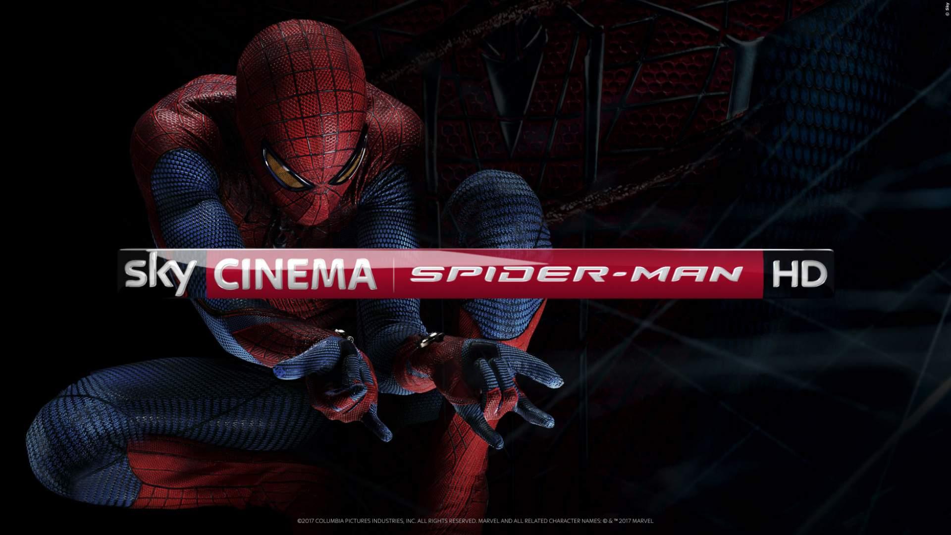 Sky Cinema Spider-Man HD - Spidy kriegt eigenen TV-Sender spendiert
