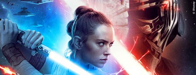 Star Wars 9 bei Disney+ kurz nach dem DVD-Start