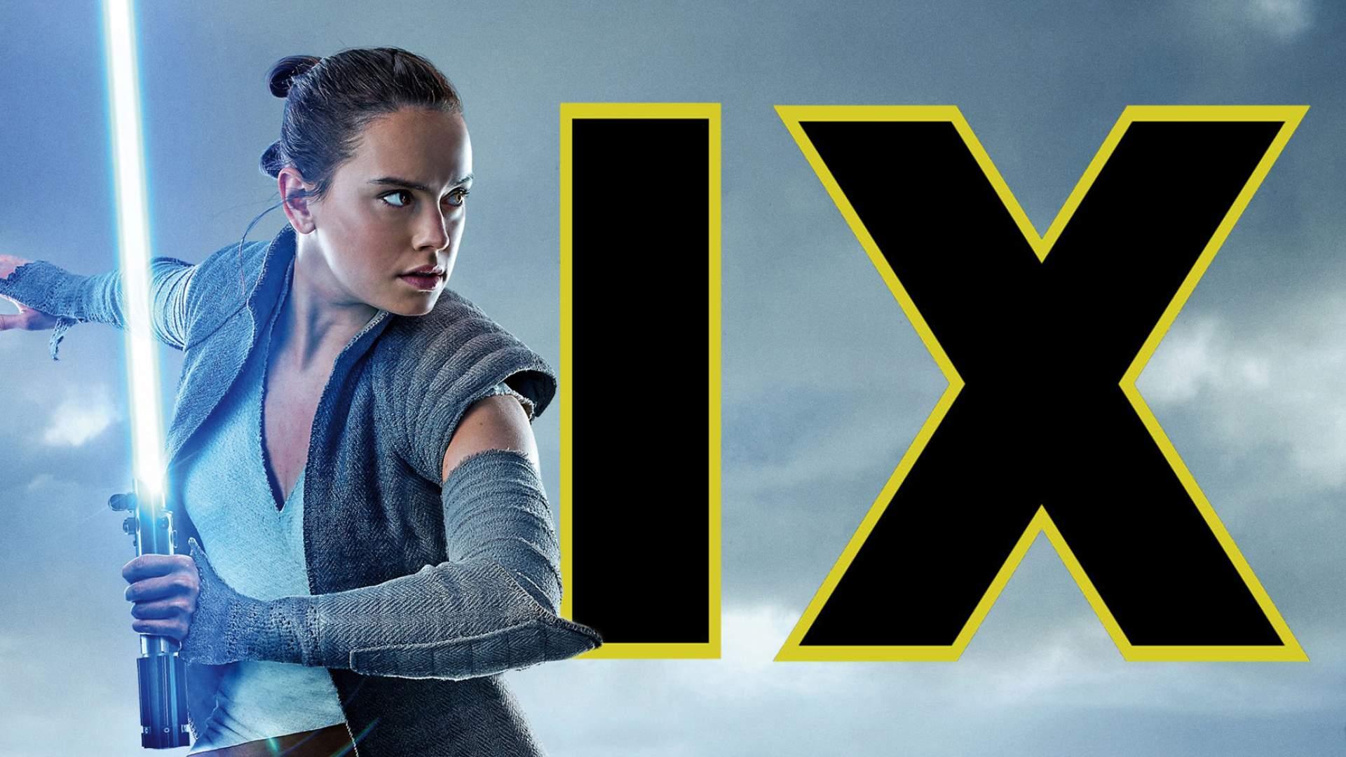 STORY: Offizielle Inhaltsangabe von 'Star Wars 9' wurde gerade veröffentlicht
