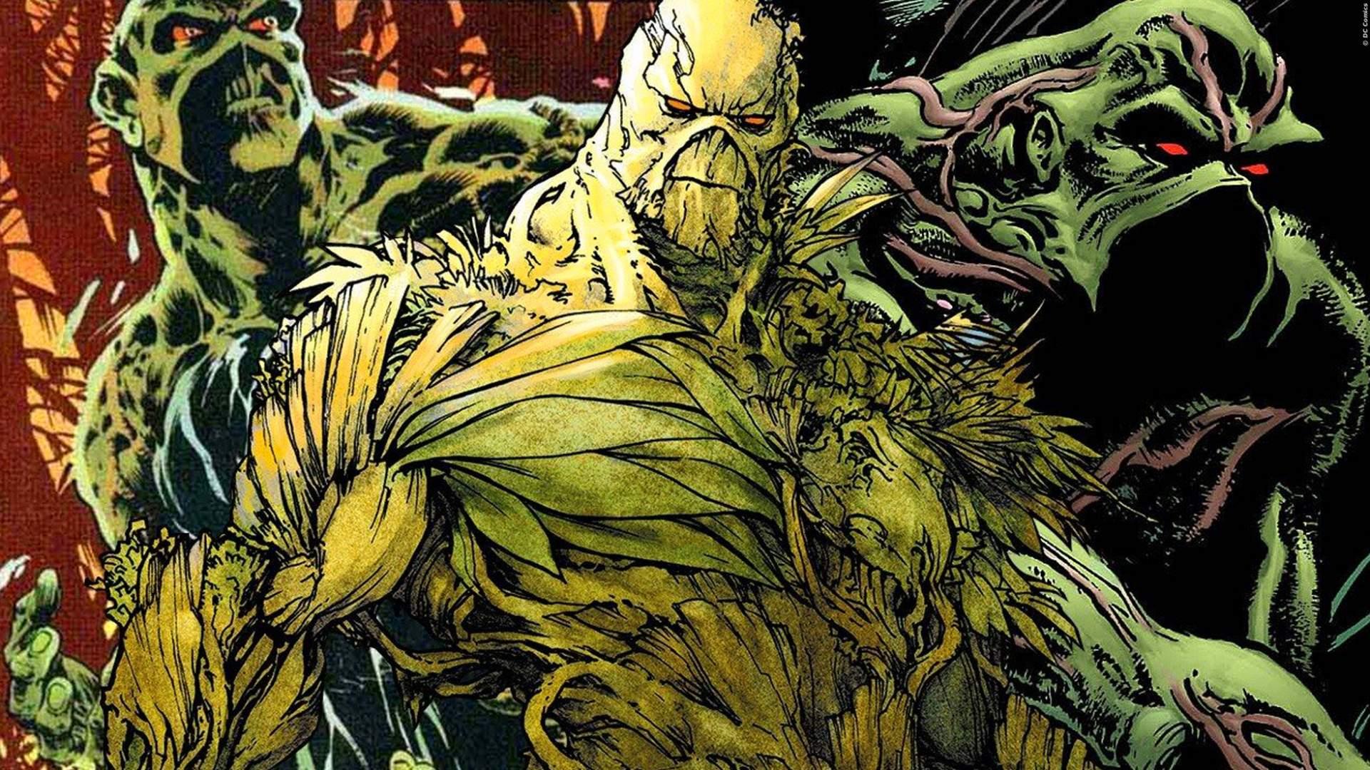 SWAMP THING: Erster Trailer zeigt das DC-Monster