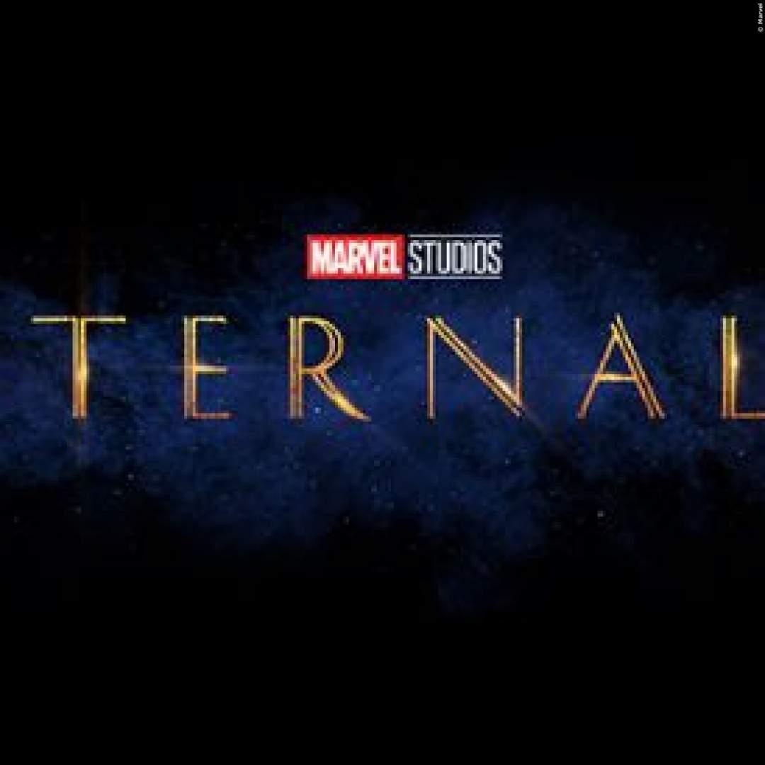 ETERNALS: Die Nachfolger der 'Avengers' - Das sind ihre Superkräfte