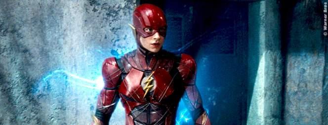 The Flash Story: Darum geht es im Superheldenfilm