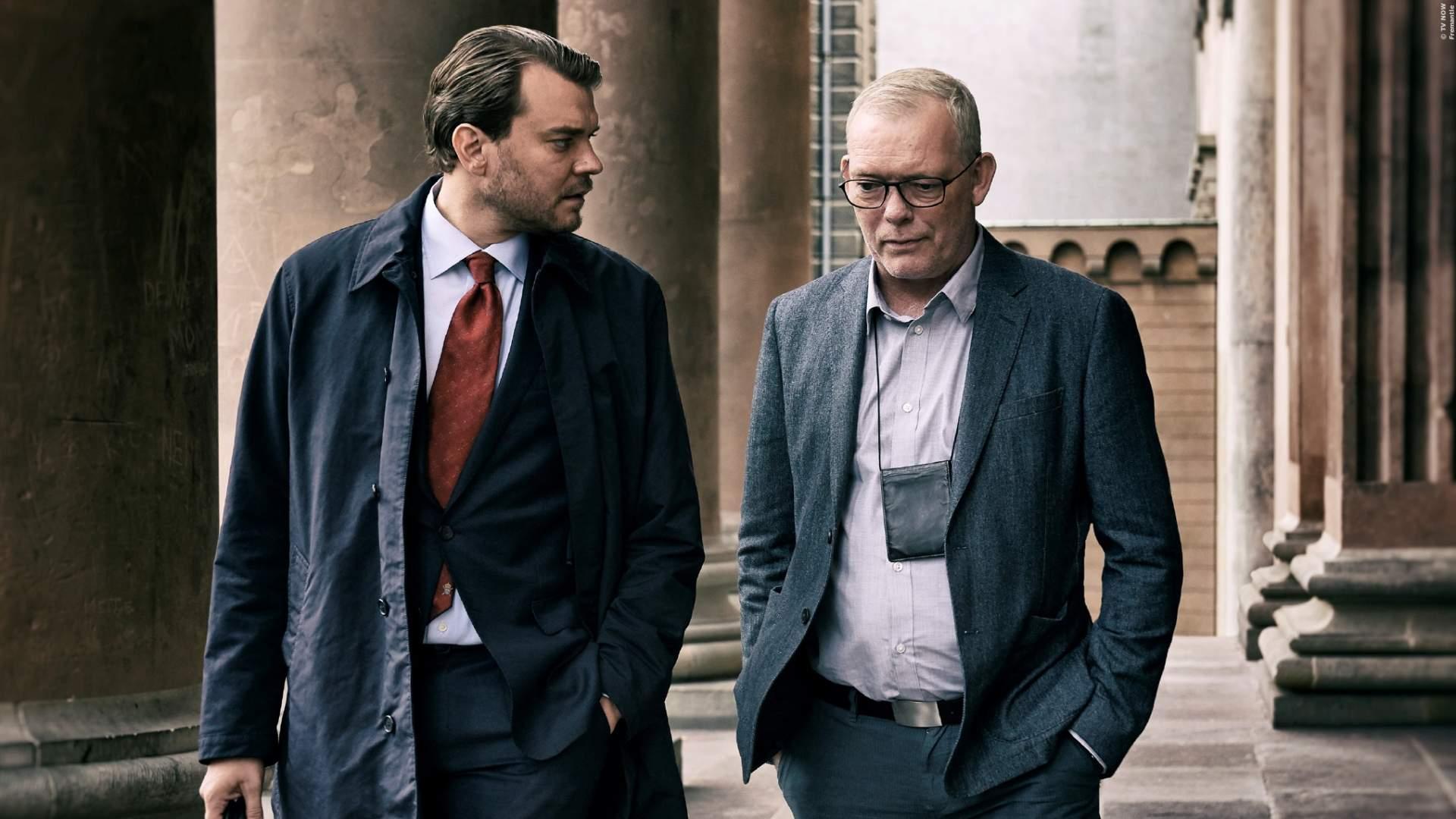 THE INVESTIGATION: Schweden-Krimi-Serie startet bei TV NOW