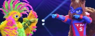 The Masked Singer - Er ist nicht der Kakadu