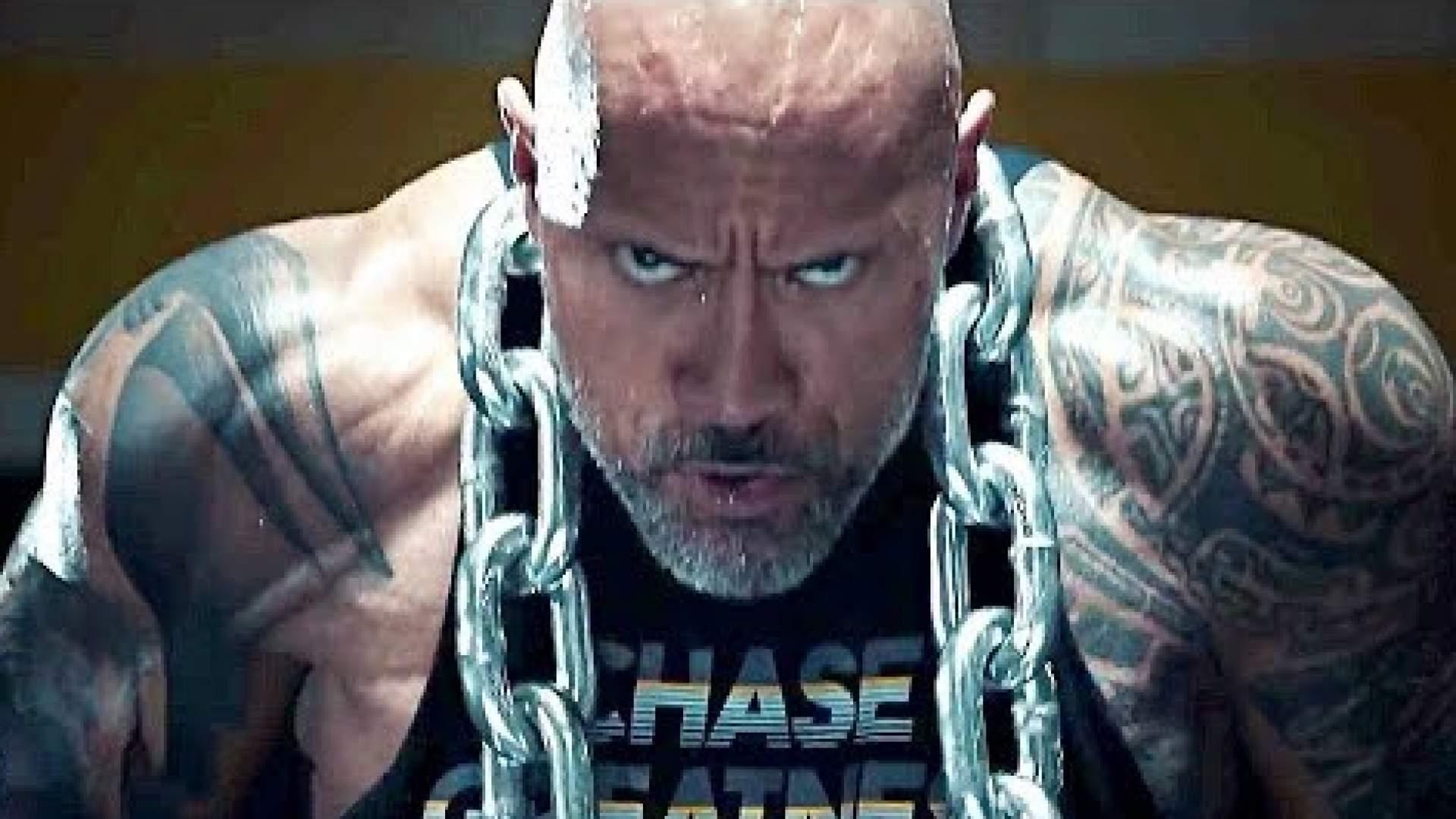 VIDEO: The Rock's Ultimate Workout - So musst du trainieren als 'Sexiest Man Alive'