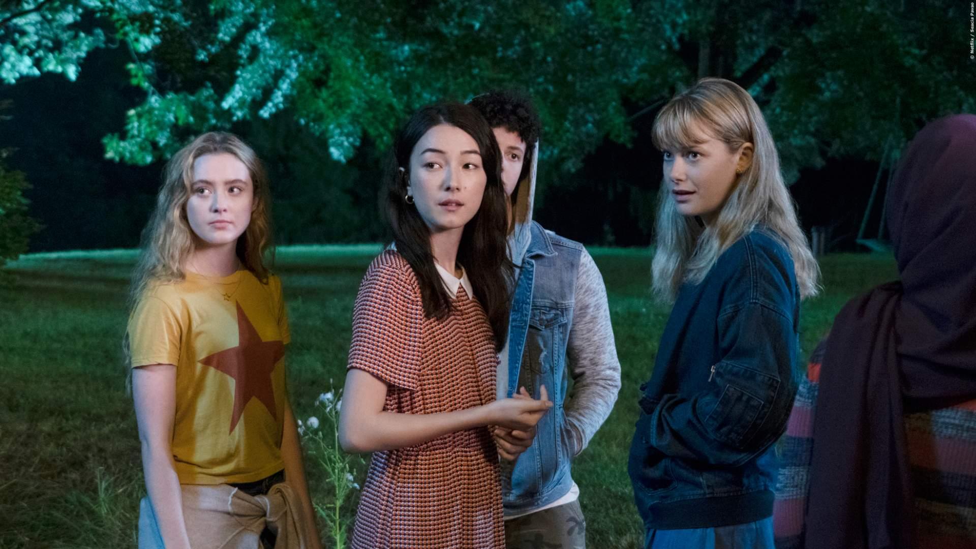 NETFLIX: Der Trailer zur neuen Serie 'The Society' - Teenager ohne Eltern