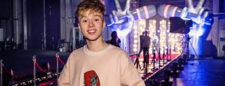 The Voice Kids: Iggy Kelly macht Videoblog