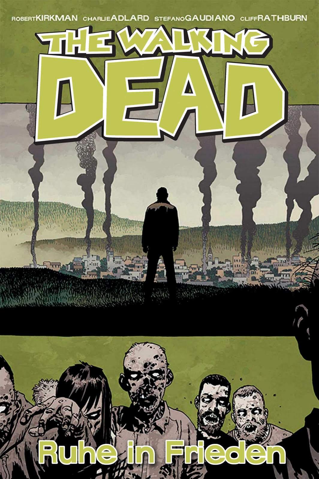 Das letzte Cover von The Walking Dead