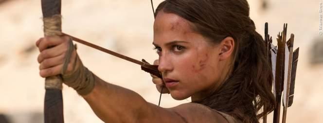 """""""Tomb Raider 2"""" hat einen Filmtitel"""
