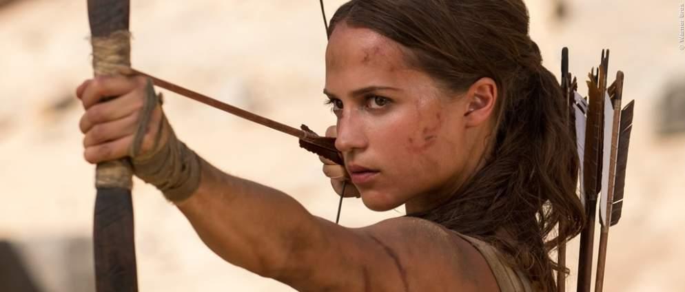 """""""Tomb Raider 2"""" mit Alicia Vikander hat einen Filmtitel, gedreht wird aber immer noch nicht"""