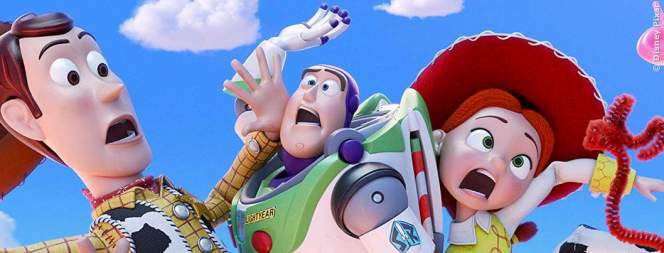 Toy Story 4: knallharte Stofftiere im ersten Trailer