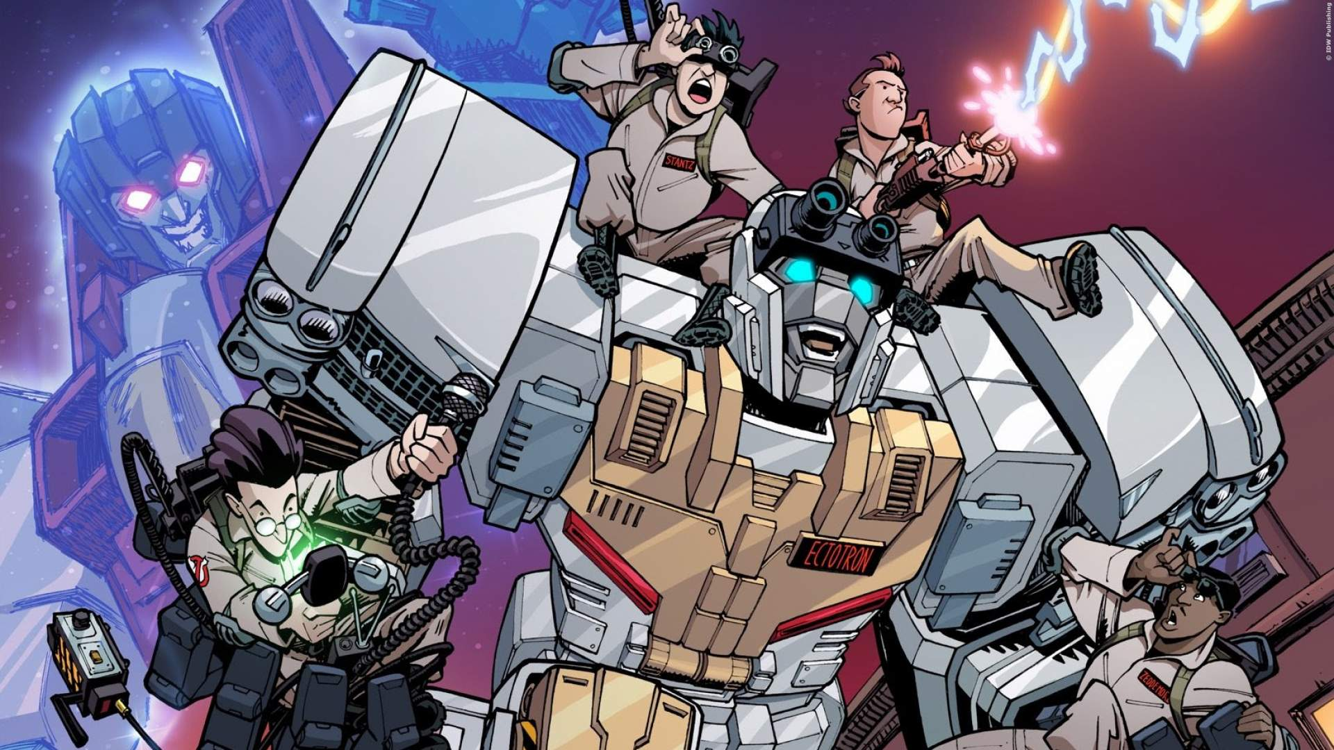 Transformers trifft auf Ghostbusters - Bild 1 von 1