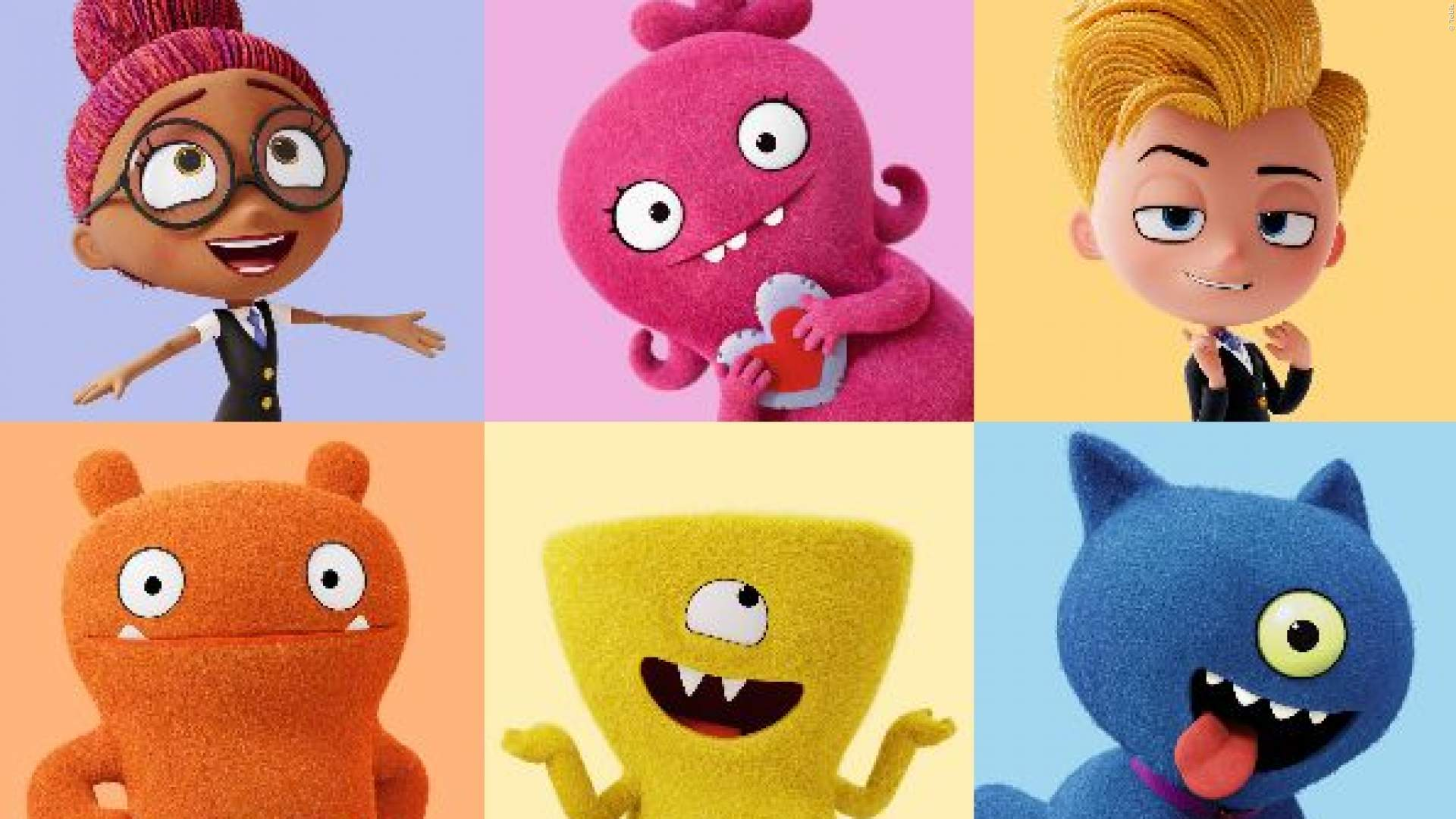 ALTERSFREIGABE: Der Animationsfilm 'Ugly Dolls' ist freigegeben ab FSK