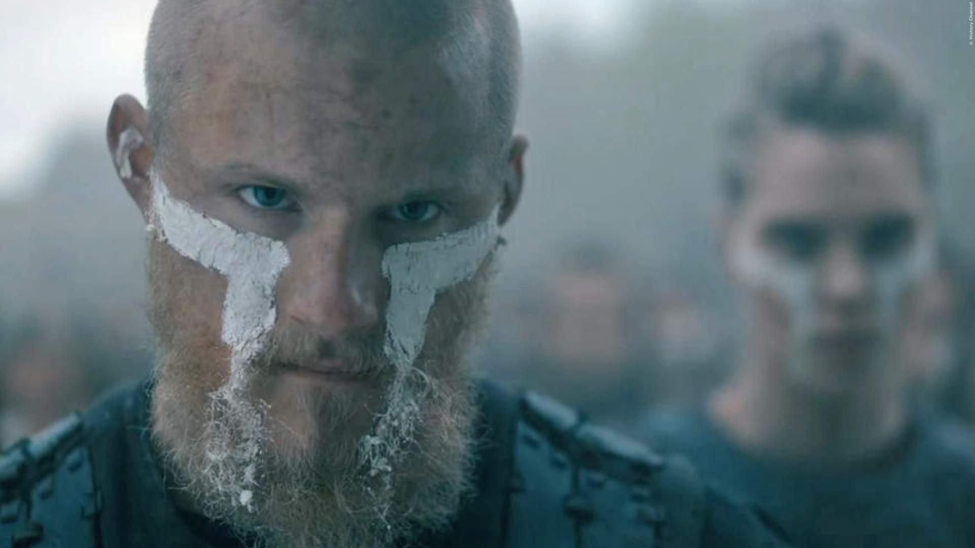 VIKINGS: Neuer Trailer zu Staffel 6 besiegelt Björns Schicksal