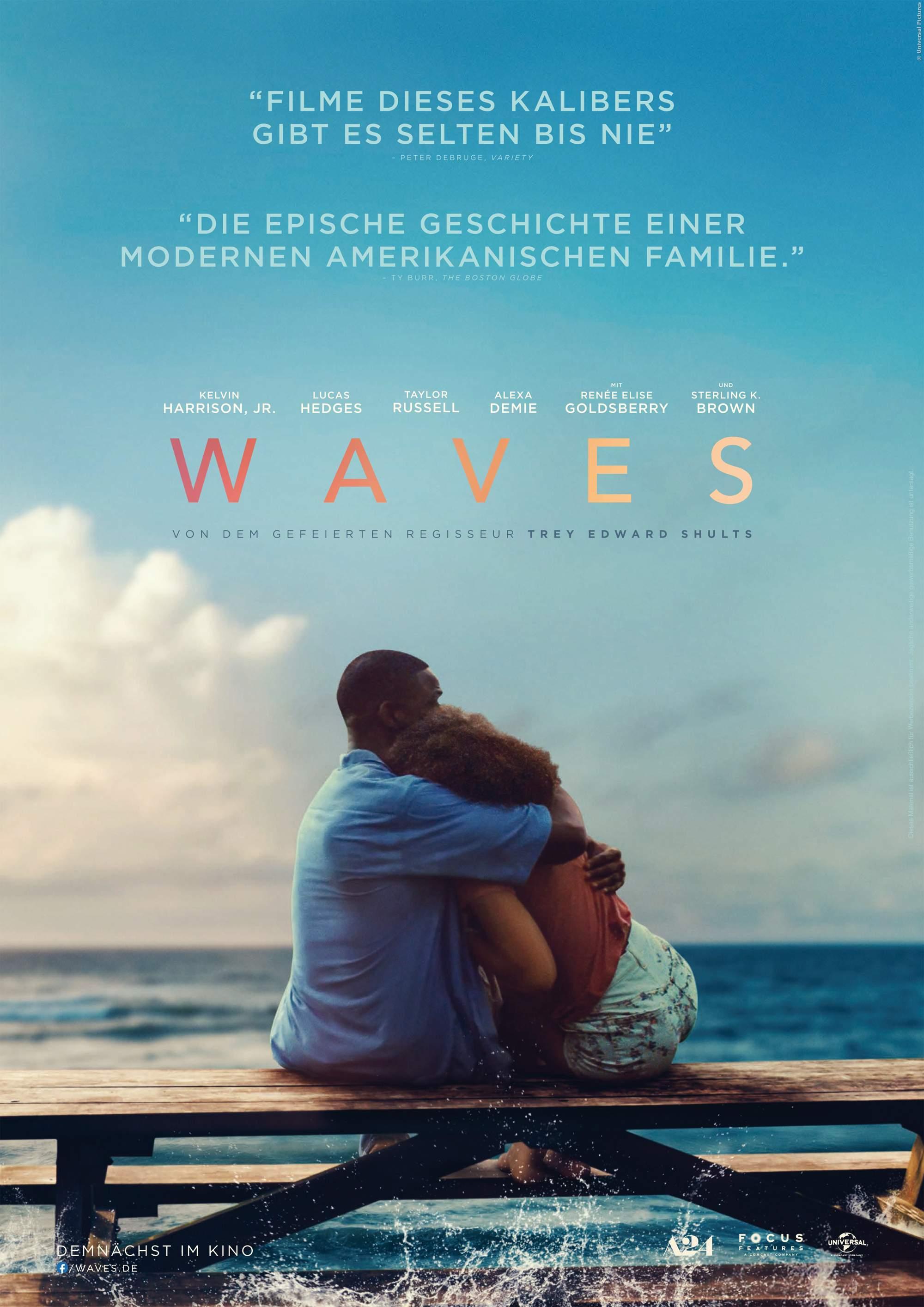 """ROMANZE: """"Waves"""" zeigt uns das Leben zwischen Liebe und Verlust"""