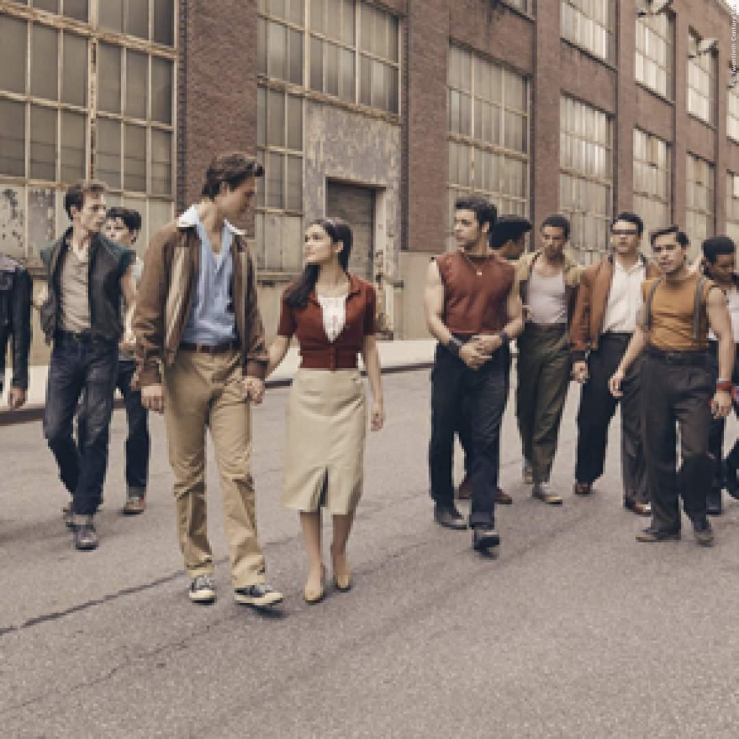 Steven Spielberg: Erstes Foto aus West Side Story