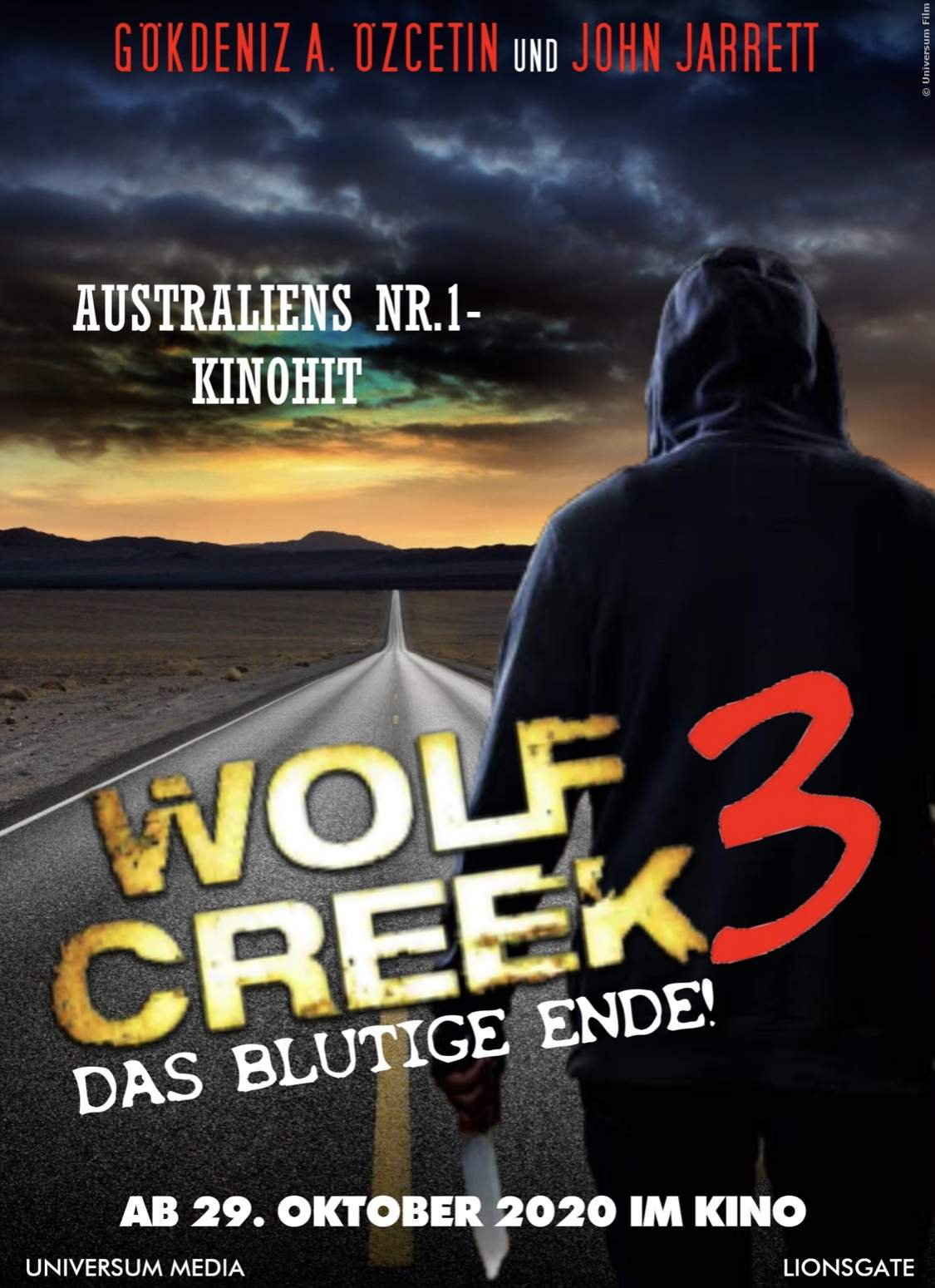 Poster Wolf Creek 3