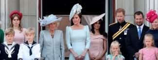 Camilla, Kate und Meghan: Drei für die Krone