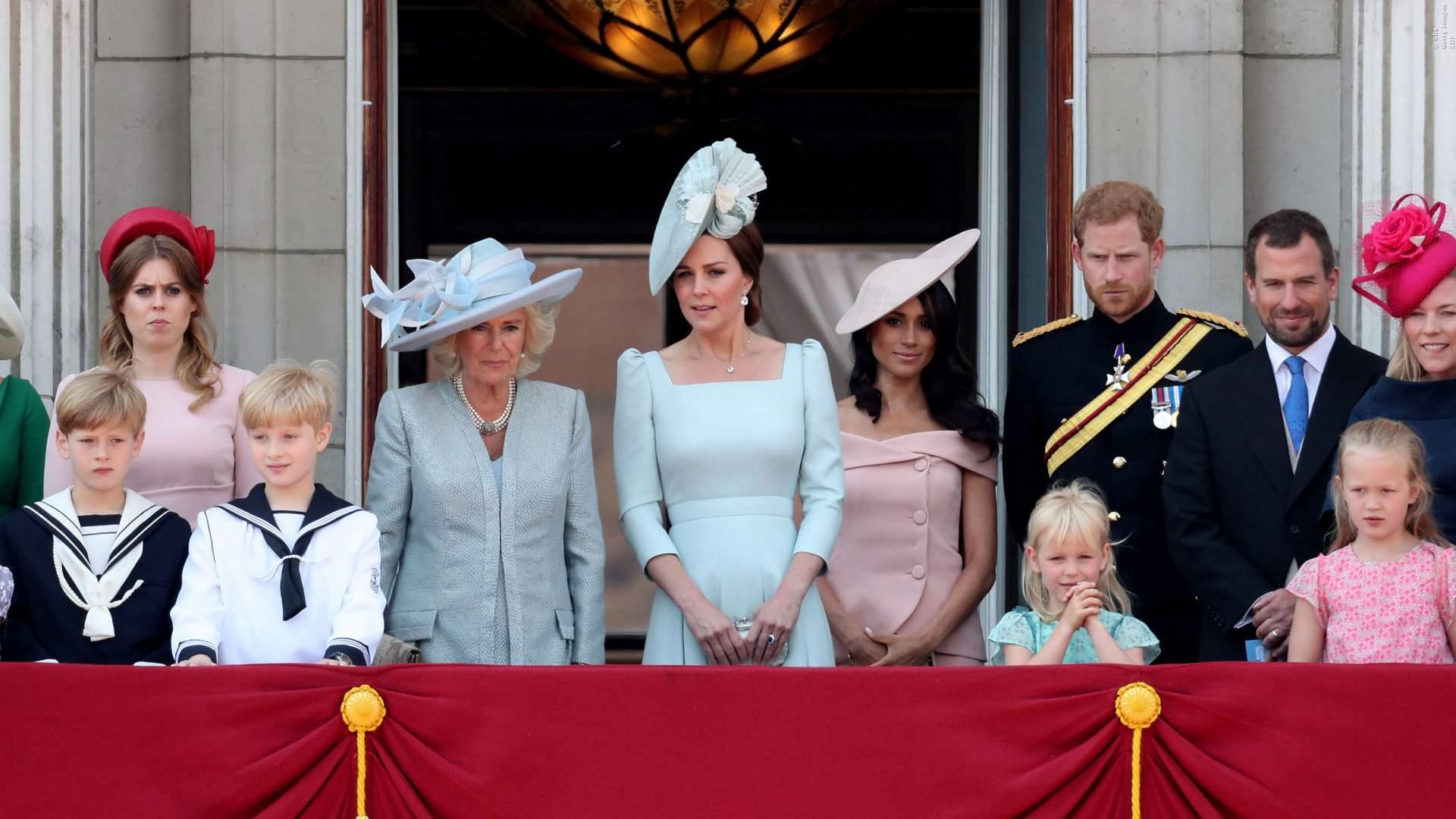 Camilla, Kate und Meghan: Drei Herzoginnen für die Krone - TV-Tipp