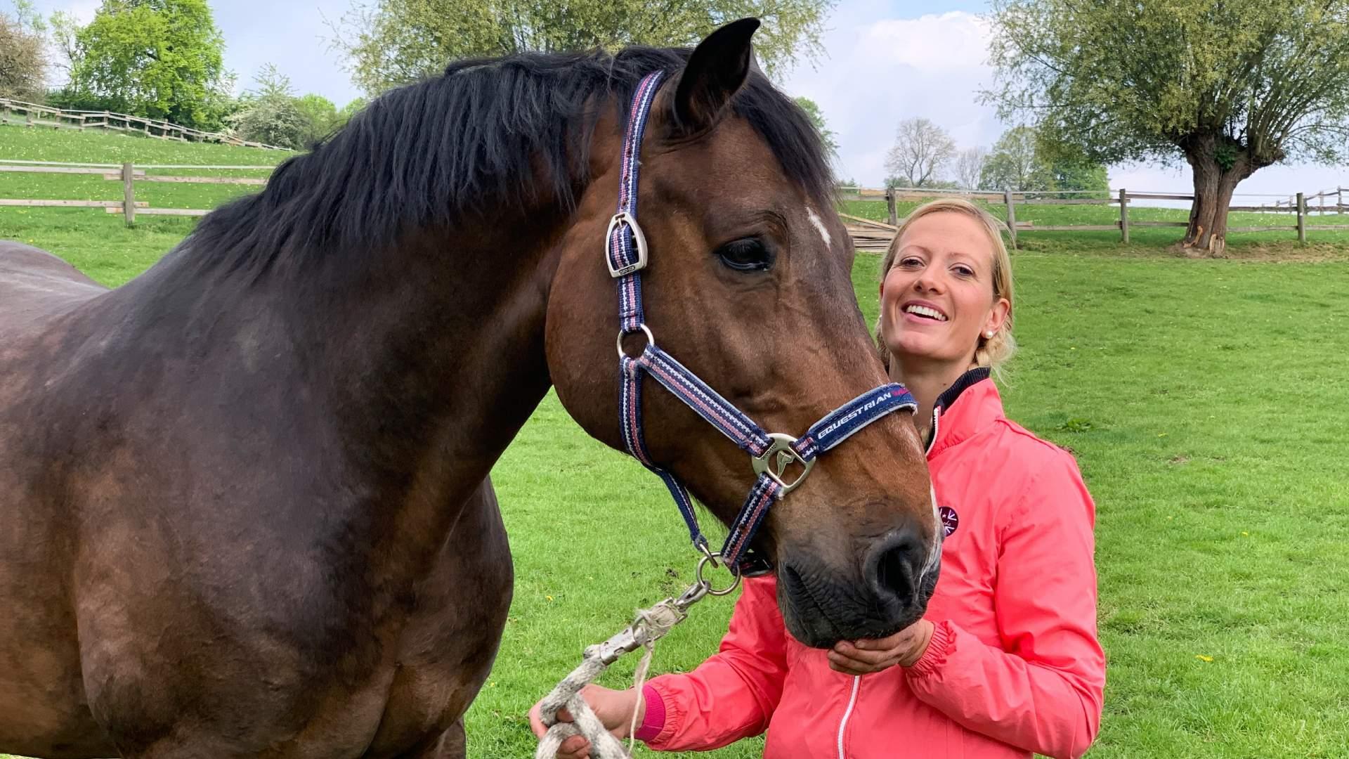 Pferdewirtin Denise